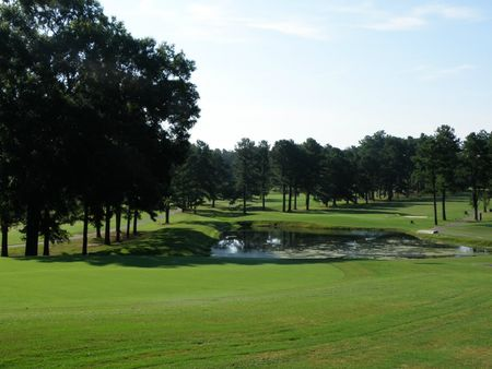 Occoneechee Golf Club Cover