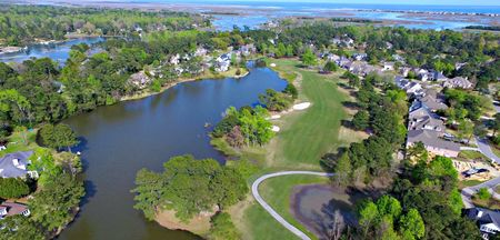 Overview of golf course named Porters Neck Country Club