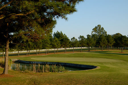 Reedy Creek Golf Course Cover Picture