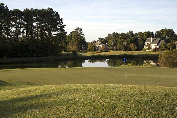 River Ridge Golf Club Golf Course All Square Golf