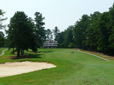 Sanford Municipal Golf Course Cover Picture