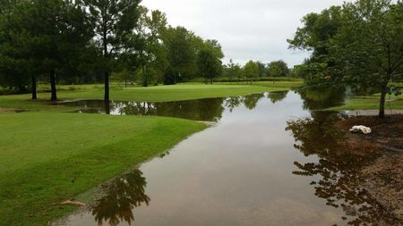 Southern tee golf course cover picture