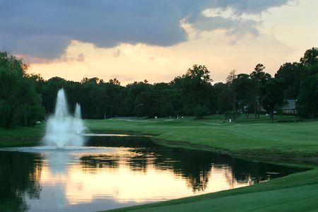 Overview of golf course named Starmount Forest Country Club