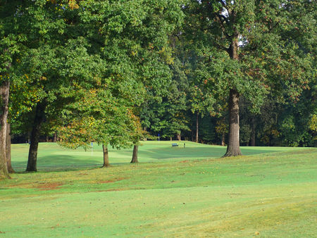 Tanglewood Golf Club Cover Picture