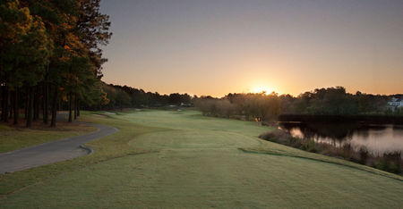 The Heritage Golf Club Cover Picture