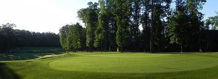 The Preserve at Jordan Lake Golf Club Cover Picture