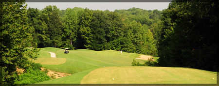 Winding creek golf course cover picture