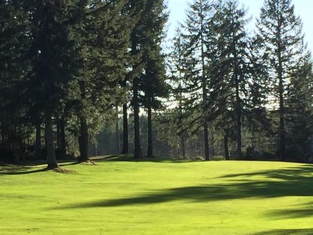 Overview of golf course named Alderbrook Golf Course