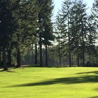Alderbrook golf course cover picture