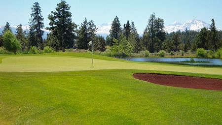Overview of golf course named Aspen Lakes Golf and Country Club