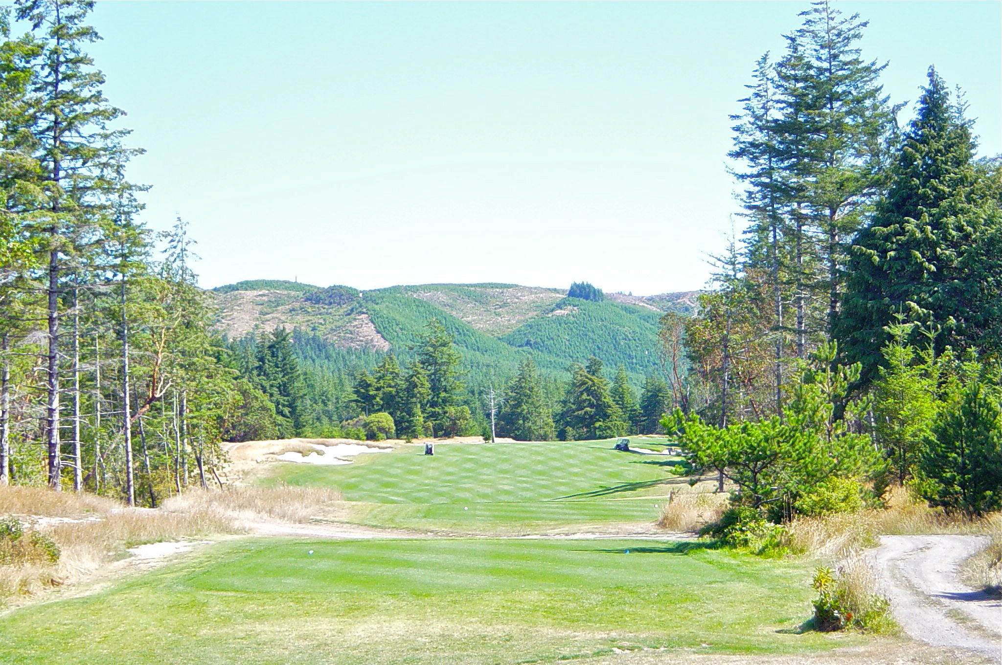 Bandon crossings golf course cover picture