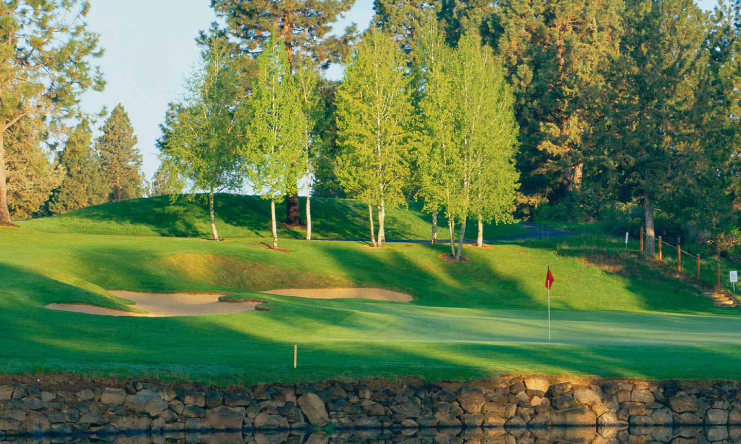 Bend golf and country club cover picture