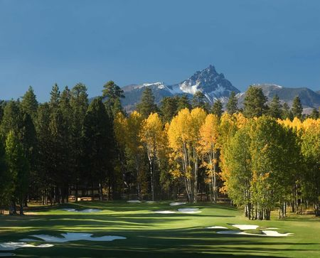 Overview of golf course named Black Butte Ranch Golf Club Big Meadow