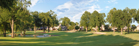 Overview of golf course named Cedar Links Golf Club