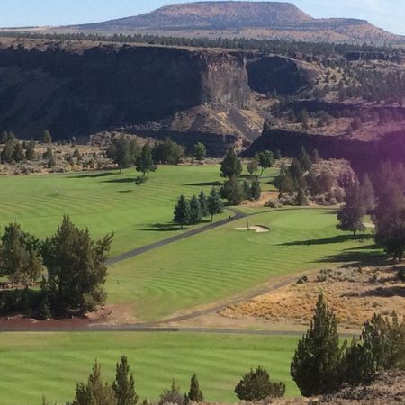 Overview of golf course named Crooked River Ranch Golf