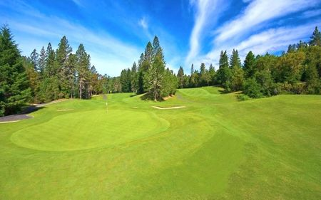 Overview of golf course named Grants Pass Golf Club
