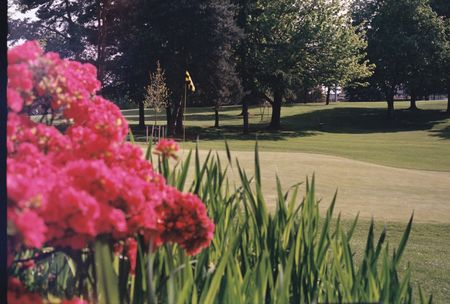 Overview of golf course named Lake Oswego Golf Course