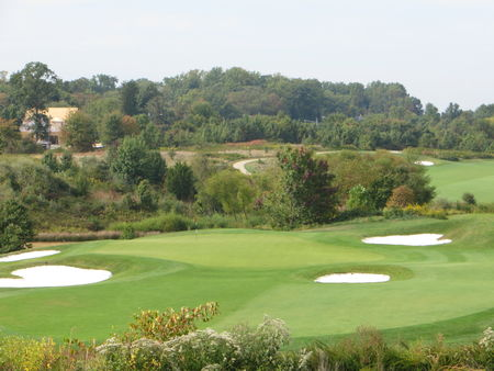 Overview of golf course named Laurel Hill Golf Course