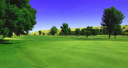 Overview of golf course named Pendleton Country Club