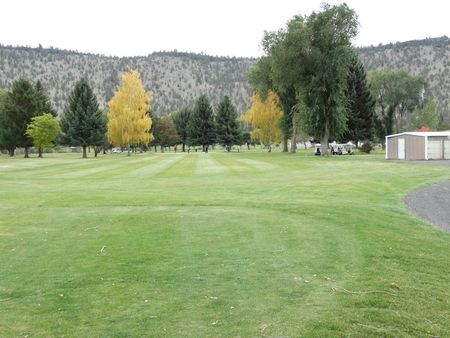 Overview of golf course named Prineville Golf and Country Club