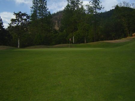 Overview of golf course named Red Mountain Golf Course