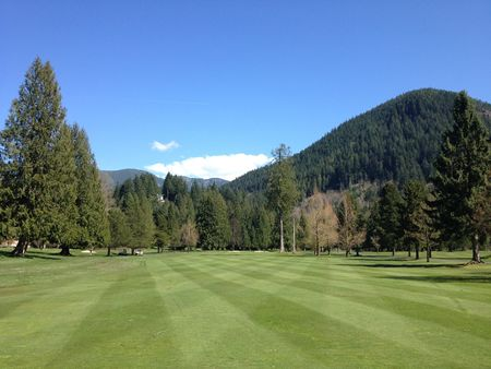 Overview of golf course named Resort at The Mountain, The