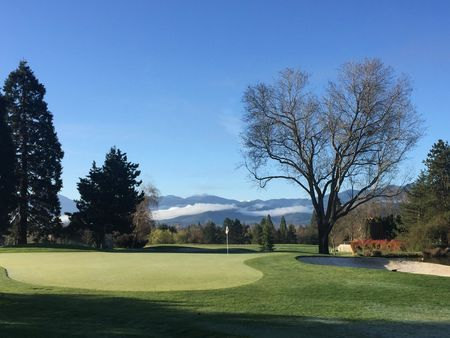 Overview of golf course named Rogue Valley Country Club