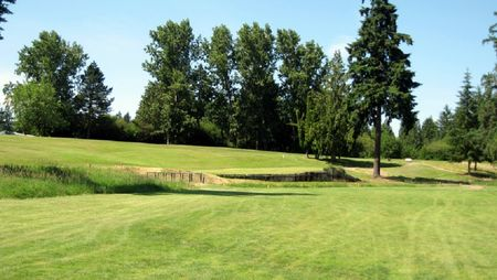 Overview of golf course named Saint Helens Golf Course