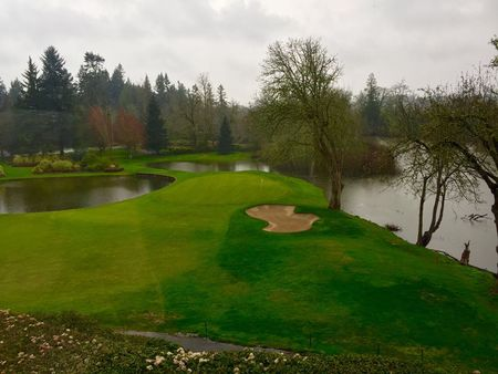Overview of golf course named Tualatin Country Club