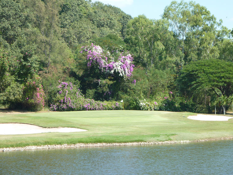 Bangpra international golf club cover picture