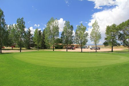 Laramie Country Club Cover Picture