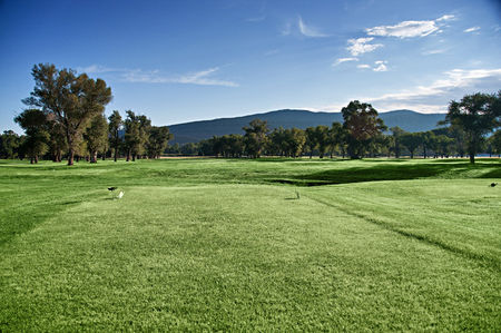 Sinclair Golf Club Cover Picture