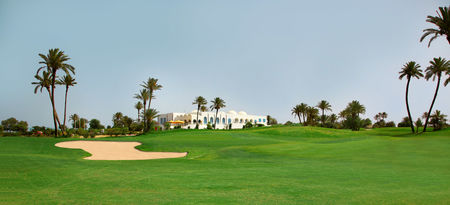 Overview of golf course named Djerba Golf Club