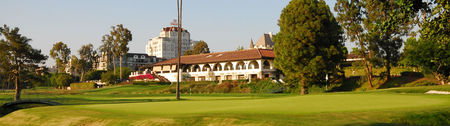 Overview of golf course named Wilshire Country Club
