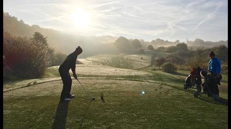 Profile cover of golfer named Steve Birtz