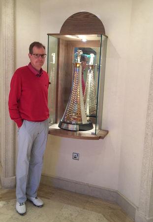 Avatar of golfer named Pierre Krier