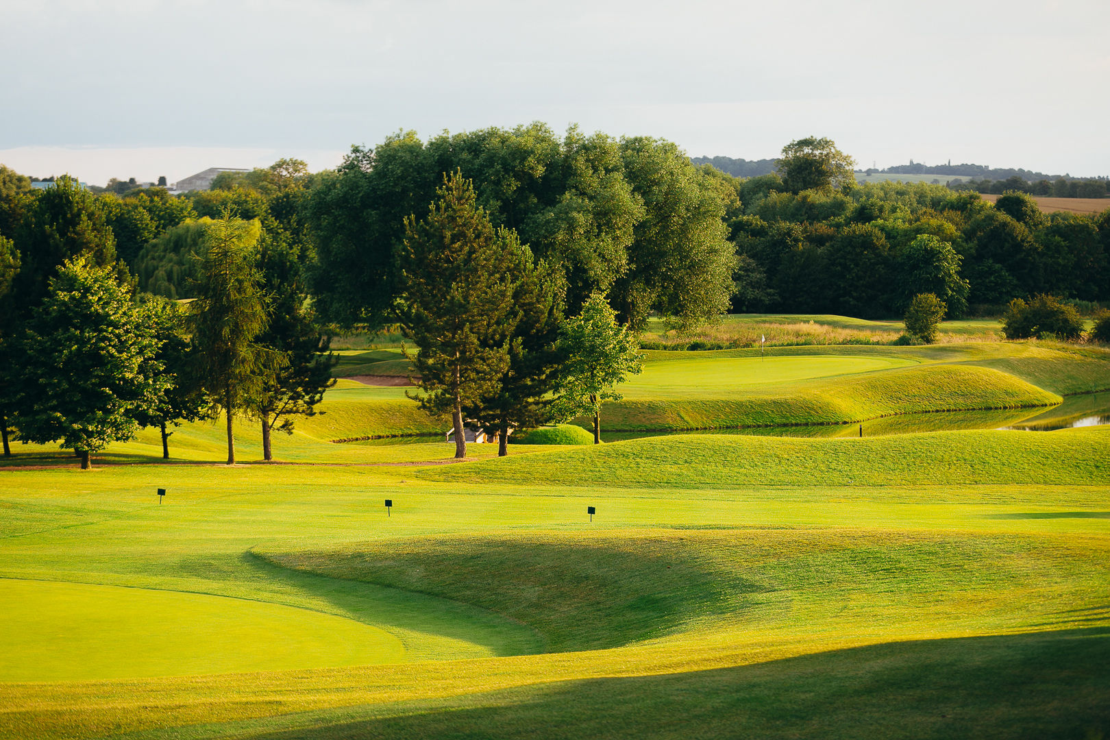 The nottinghamshire golf and country club cover picture
