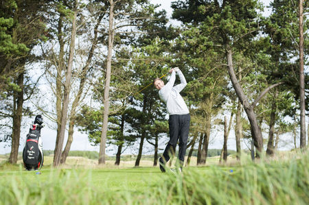 Avatar of golfer named David-Ross Nicol