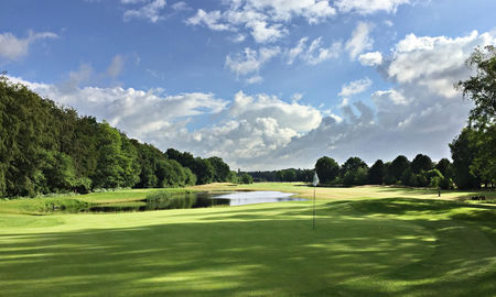 Overview of golf course named Rinkven Golf Club - North Course