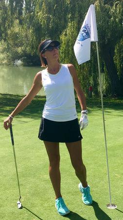 Avatar of golfer named Quinzio Teyssedre  Gwladys