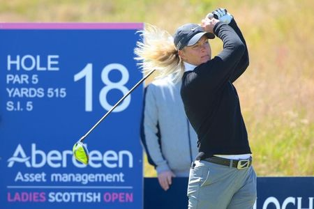 Cover of golf event named Ladies Scottish Open