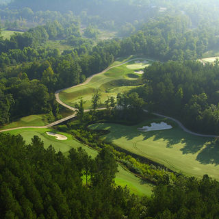 Balboa golf course cover picture