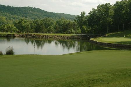 Cherokee Creek Golf Club Cover