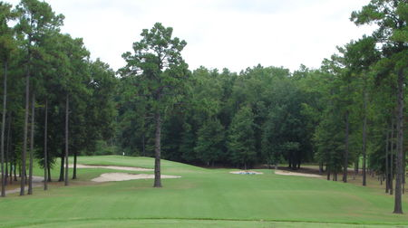 Overview of golf course named Country Club of Arkansas, The