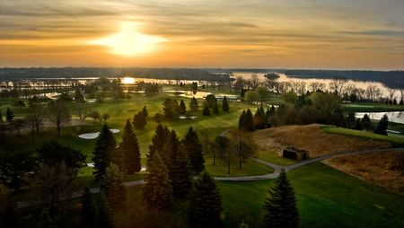 Sheridan Golf and Country Club Cover