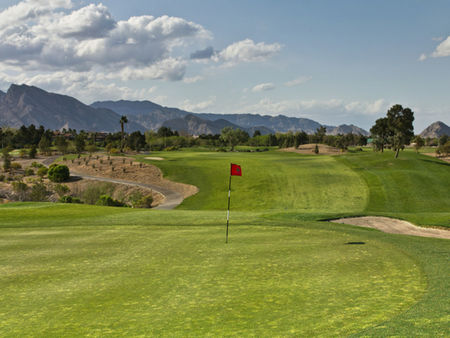 Angel park golf club cover picture