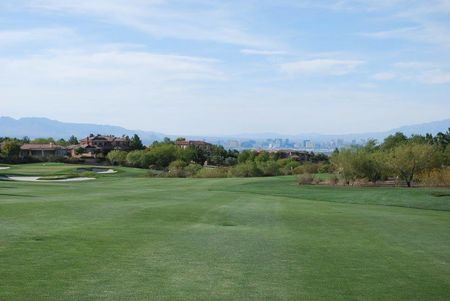 Overview of golf course named Anthem Country Club