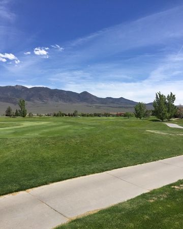 Dayton Valley Golf Club Cover Picture