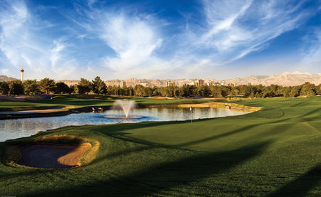Desert pines golf club cover picture