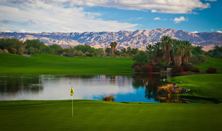Desert willow golf course cover picture